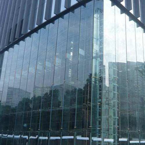 哈尔滨玻璃幕墙厂家电话