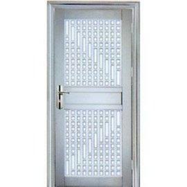 哈尔滨玻璃金属装饰:不锈钢门怎样清洁