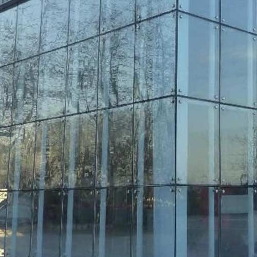哈尔滨玻璃金属装饰
