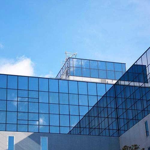 哈尔滨玻璃幕墙地址