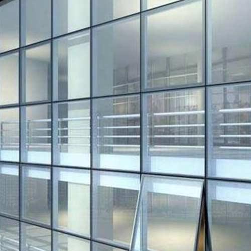 哈尔滨玻璃幕墙生产加工