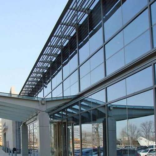 哈尔滨玻璃幕墙公司地址