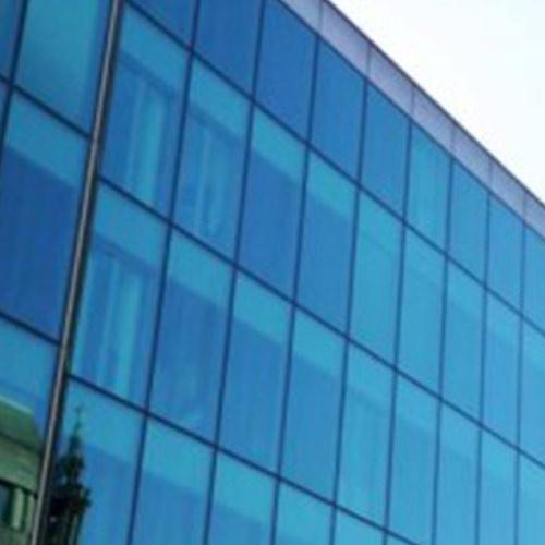 哈尔滨玻璃幕墙:幕墙的优点