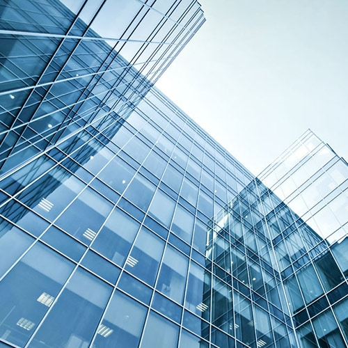 哈尔滨玻璃幕墙:玻璃幕墙的好处