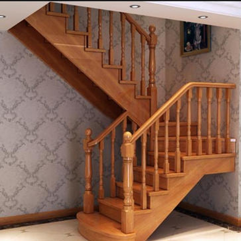 实木楼梯扶手